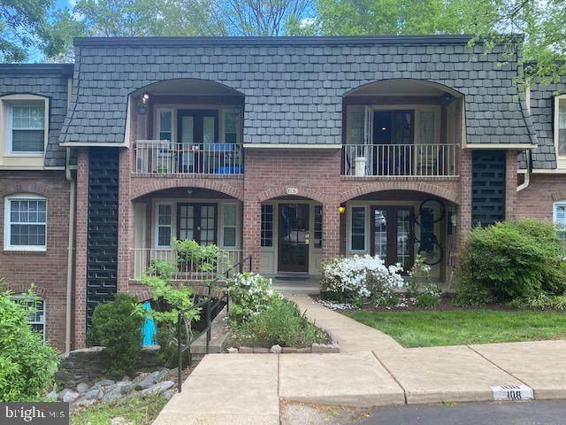8231-A Kings Charter Lane #99, SPRINGFIELD, VA 22152 (#VAFX1196182) :: Dart Homes