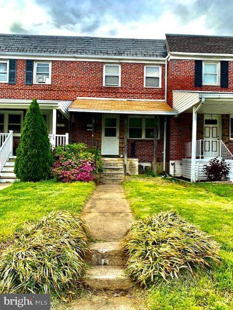 7708 Eastdale Road, BALTIMORE, MD 21224 (#MDBC526934) :: ExecuHome Realty
