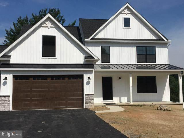 632 Pier Drive Lot 10, LANCASTER, PA 17603 (#PALA181348) :: Iron Valley Real Estate