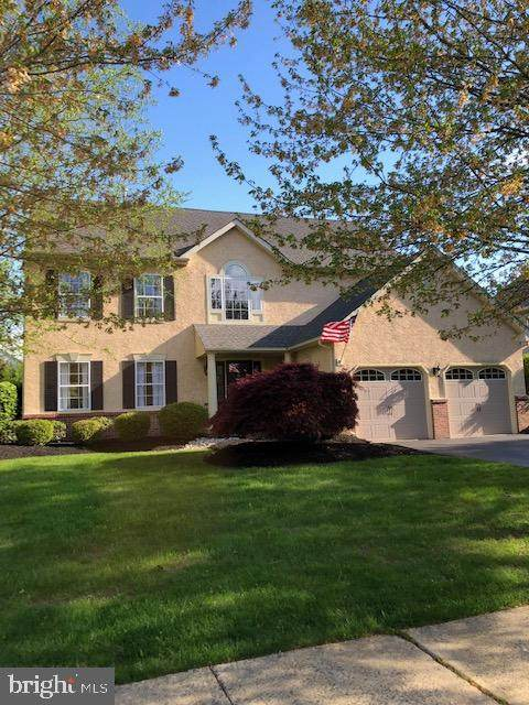 87 Jonquil Drive, NEWTOWN, PA 18940 (#PABU526094) :: The Lux Living Group