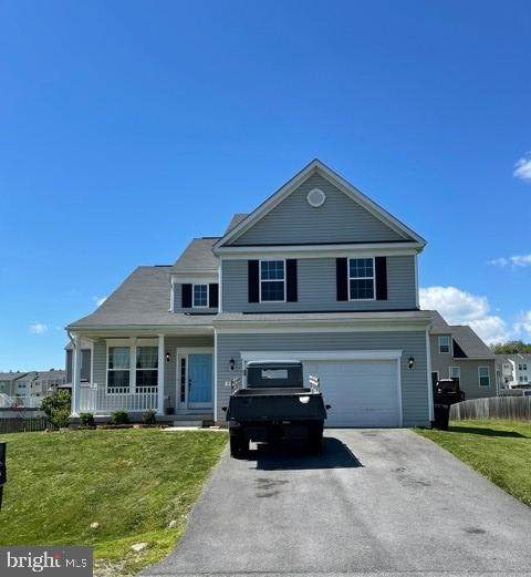 99 Tuscany Trail, HEDGESVILLE, WV 25427 (#WVBE185748) :: Jacobs & Co. Real Estate