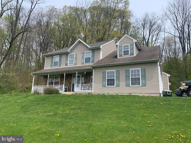 1034 Weisstown Road, BOYERTOWN, PA 19512 (#PABK376888) :: Iron Valley Real Estate
