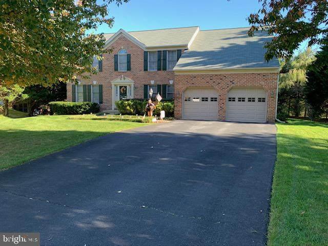1204 Park Ridge Court, MOUNT AIRY, MD 21771 (#MDFR281856) :: Bob Lucido Team of Keller Williams Lucido Agency