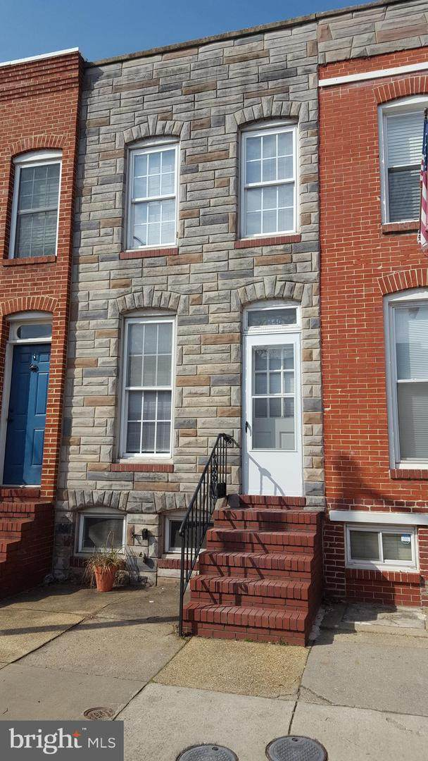 1440 Andre Street, BALTIMORE, MD 21230 (#MDBA549464) :: The Dailey Group