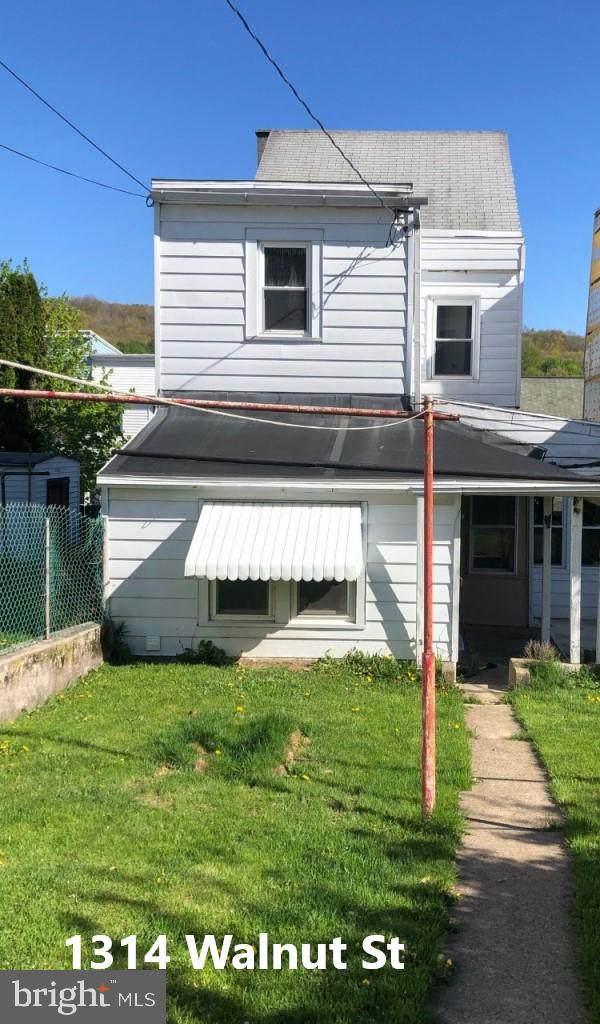 1314 Walnut St - 1313 SPRUCE ST, ASHLAND, PA 17921 (#PASK135180) :: The Jim Powers Team