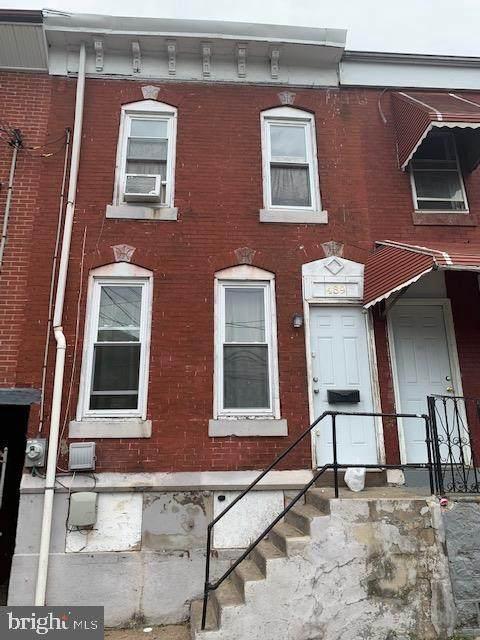 439 N Montgomery Street, TRENTON, NJ 08618 (#NJME311890) :: LoCoMusings