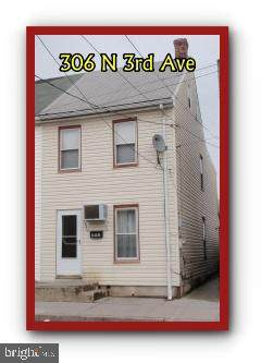 306 N 3RD Avenue, LEBANON, PA 17046 (#PALN119140) :: Liz Hamberger Real Estate Team of KW Keystone Realty
