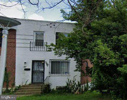 3227 Westmont Avenue, BALTIMORE, MD 21216 (#MDBA549802) :: Bruce & Tanya and Associates