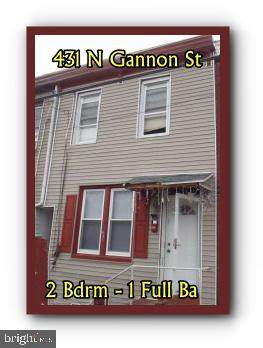 431 N Gannon Street, LEBANON, PA 17046 (#PALN119164) :: Liz Hamberger Real Estate Team of KW Keystone Realty