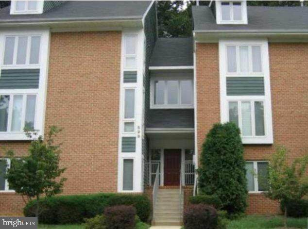 599 Oakland Hills Drive 3A, ARNOLD, MD 21012 (#MDAA467548) :: Murray & Co. Real Estate