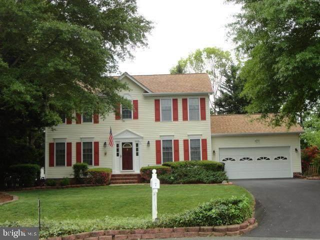 7 Seay Court, FREDERICKSBURG, VA 22405 (#VAST232126) :: Colgan Real Estate