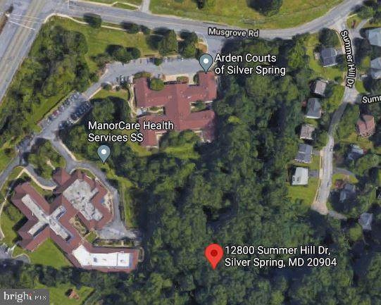 12800 Summer Hill Drive, SILVER SPRING, MD 20904 (#MDMC757242) :: The Sky Group