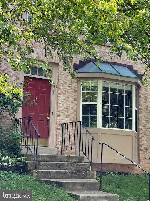 223 High Timber Court, GAITHERSBURG, MD 20879 (#MDMC757476) :: EXIT Realty Enterprises