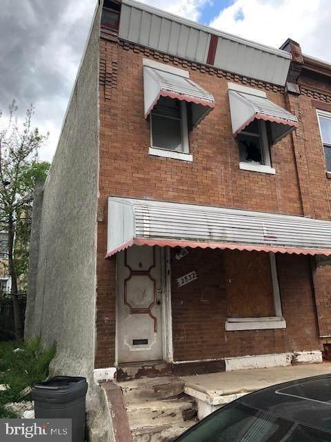 2832 N Bambrey Street, PHILADELPHIA, PA 19132 (#PAPH1015748) :: The Mike Coleman Team