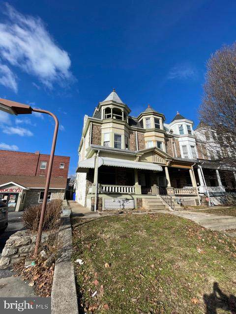 1012 N 5TH Street, READING, PA 19601 (#PABK377366) :: The Paul Hayes Group | eXp Realty