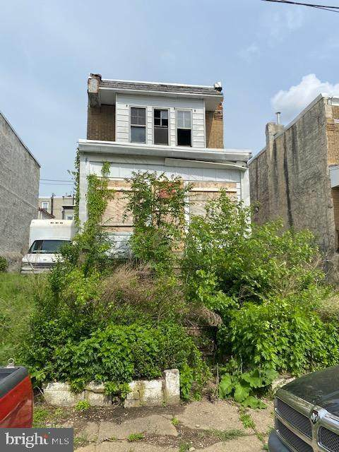 1007 N 45TH Street, PHILADELPHIA, PA 19104 (#PAPH1016340) :: Blackwell Real Estate