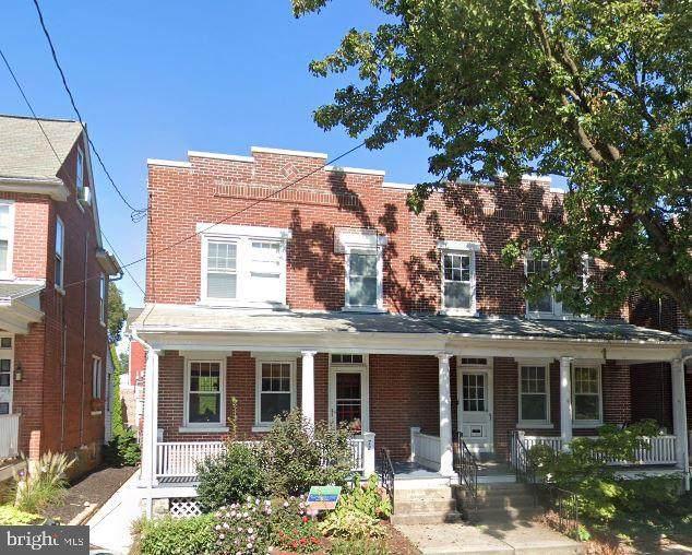 721-1/2 N Franklin Street, LANCASTER, PA 17602 (#PALA182072) :: The Craig Hartranft Team, Berkshire Hathaway Homesale Realty