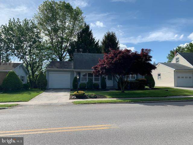 418 George Street, HANOVER, PA 17331 (#PAYK158248) :: The Heather Neidlinger Team With Berkshire Hathaway HomeServices Homesale Realty