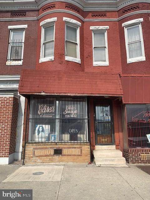 2321 Reisterstown Road, BALTIMORE, MD 21217 (#MDBA550658) :: ExecuHome Realty