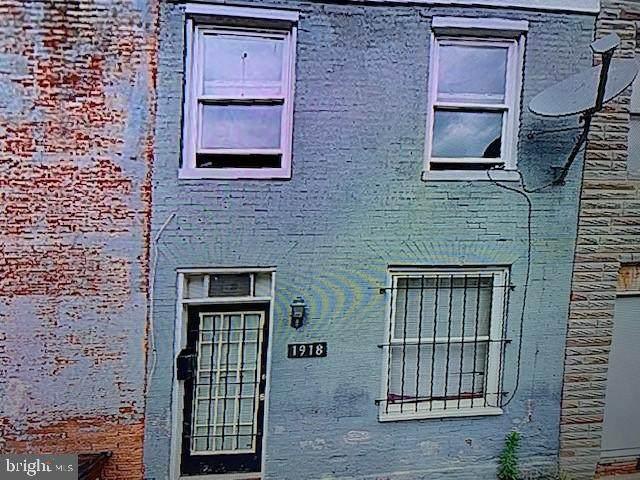 1918 Lemmon Street, BALTIMORE, MD 21223 (#MDBA550692) :: The Gus Anthony Team