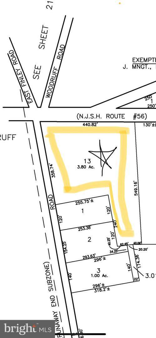 1 S Woodruff Road, BRIDGETON, NJ 08302 (#NJCB132792) :: LoCoMusings