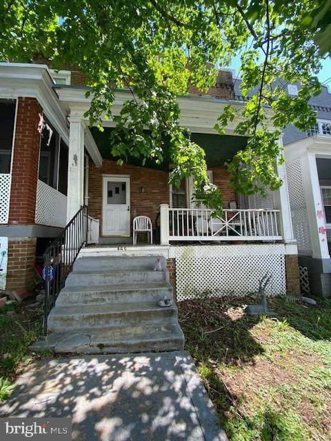 446 Buchanan Street NW, WASHINGTON, DC 20011 (#DCDC521464) :: Dart Homes