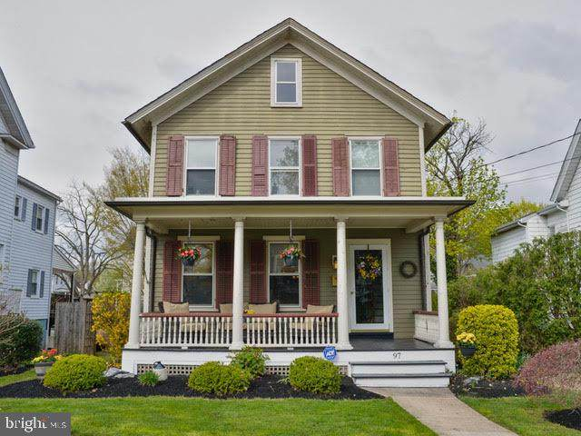 97 Broad, FLEMINGTON, NJ 08822 (MLS #NJHT107118) :: The Sikora Group