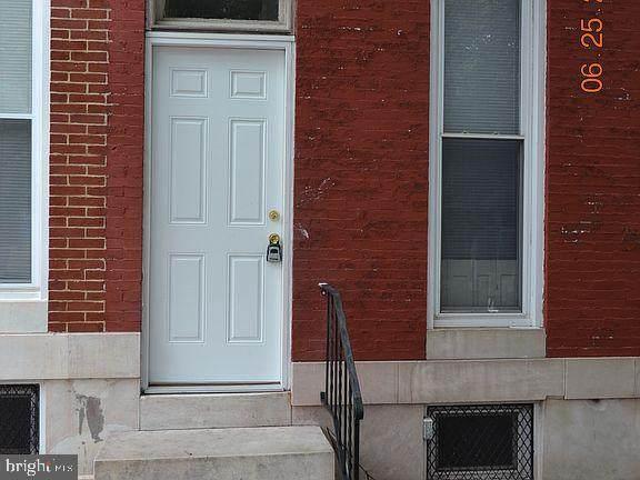 1823 N Caroline Street, BALTIMORE, MD 21213 (#MDBA550844) :: Jacobs & Co. Real Estate