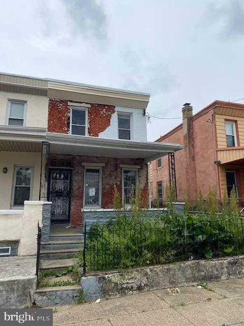 124 N Felton Street, PHILADELPHIA, PA 19139 (#PAPH1017074) :: Keller Williams Realty - Matt Fetick Team