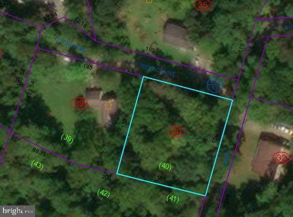 Overlook View Court, HARPERS FERRY, WV 25425 (#WVJF142560) :: The Yellow Door Team