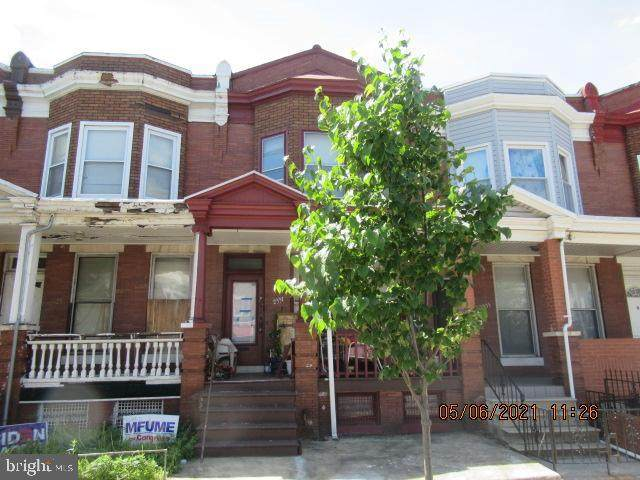 2331 Edmondson Avenue, BALTIMORE, MD 21223 (#MDBA550942) :: Grace Perez Homes