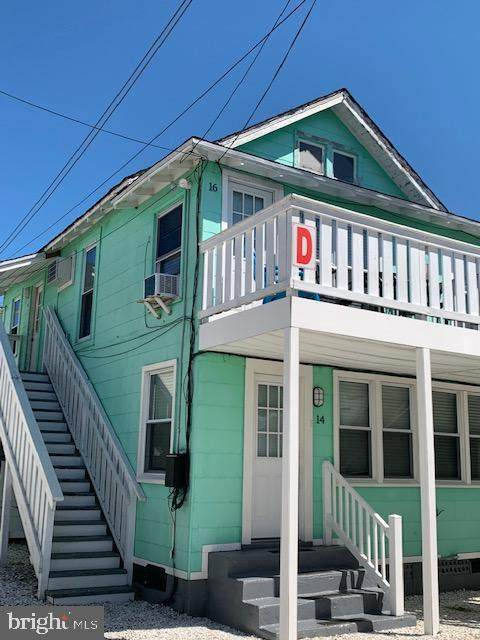 404 Saint Louis Avenue #16, OCEAN CITY, MD 21842 (#MDWO122438) :: CoastLine Realty