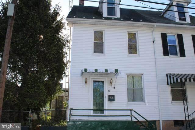 708 Fairground Avenue, CHAMBERSBURG, PA 17201 (#PAFL179914) :: CENTURY 21 Home Advisors