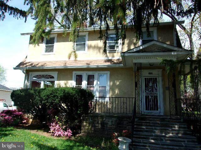 3208 Glen Avenue, BALTIMORE, MD 21215 (#MDBA551066) :: Jacobs & Co. Real Estate