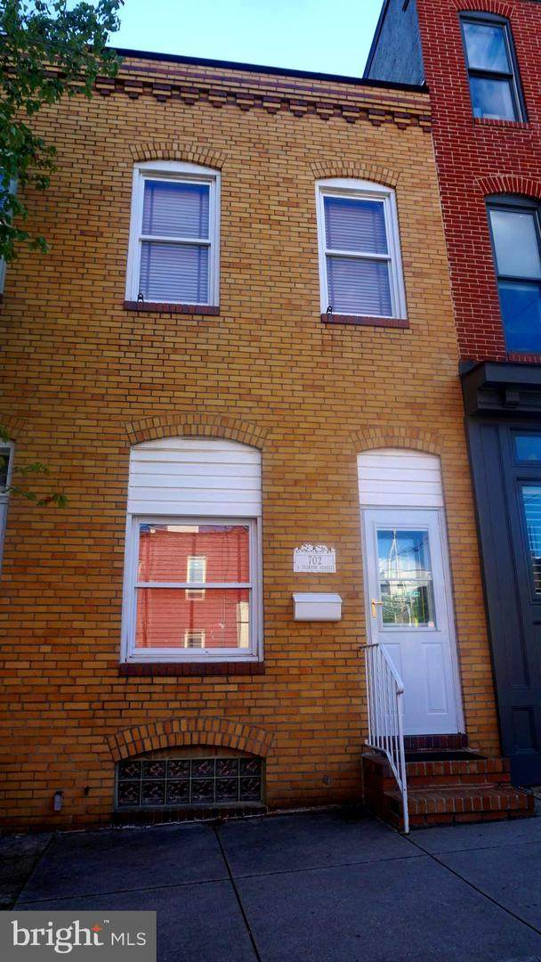 702 S Clinton Street, BALTIMORE, MD 21224 (MLS #MDBA551070) :: Maryland Shore Living | Benson & Mangold Real Estate