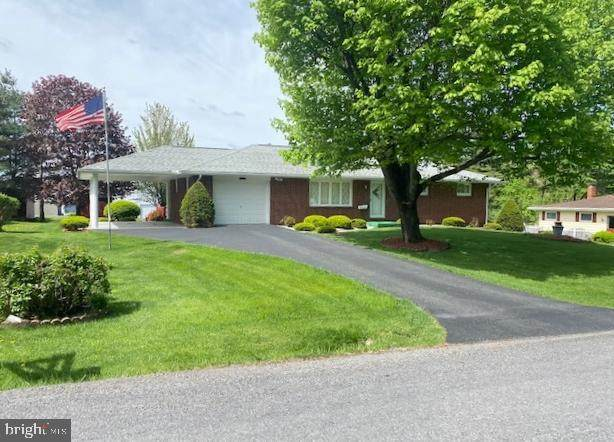 210 Albert Avenue, FROSTBURG, MD 21532 (#MDAL137006) :: ExecuHome Realty