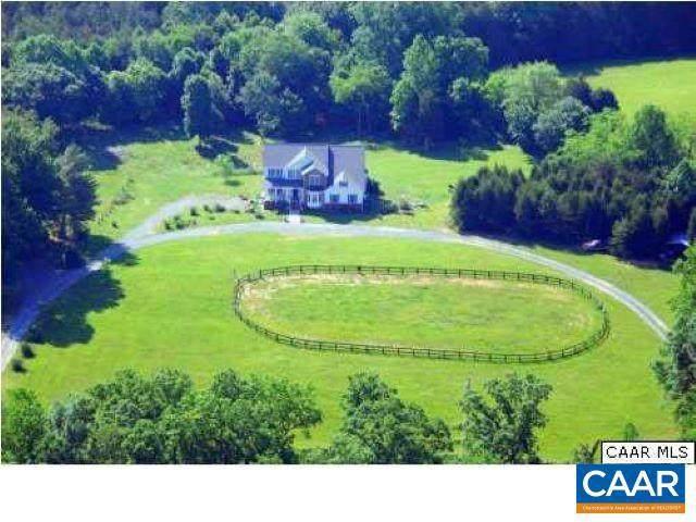 4704 Kloeckner Road, GORDONSVILLE, VA 22942 (#617546) :: Crossman & Co. Real Estate