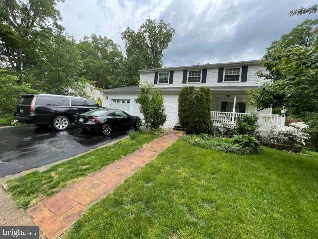 122 Forest Ridge Drive, STERLING, VA 20164 (#VALO438724) :: The Sky Group