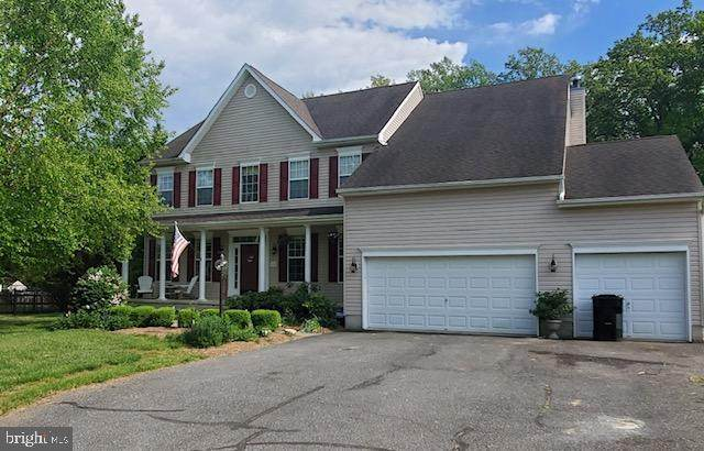 153 W Goldfinch Lane, CENTREVILLE, MD 21617 (#MDQA147772) :: ExecuHome Realty