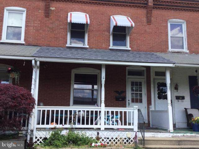 25 E 2ND Street, LANSDALE, PA 19446 (#PAMC693530) :: RE/MAX Main Line