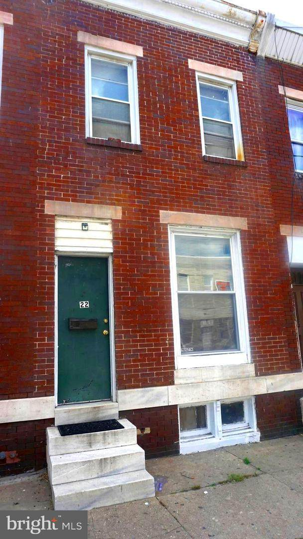 22 S Kresson Street, BALTIMORE, MD 21224 (#MDBA551330) :: Bruce & Tanya and Associates