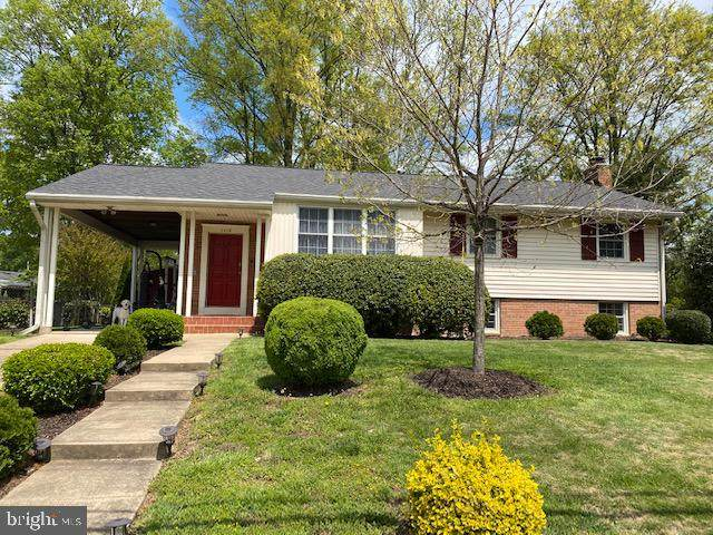 1116 Croton Drive, ALEXANDRIA, VA 22308 (#VAFX1201978) :: Crews Real Estate