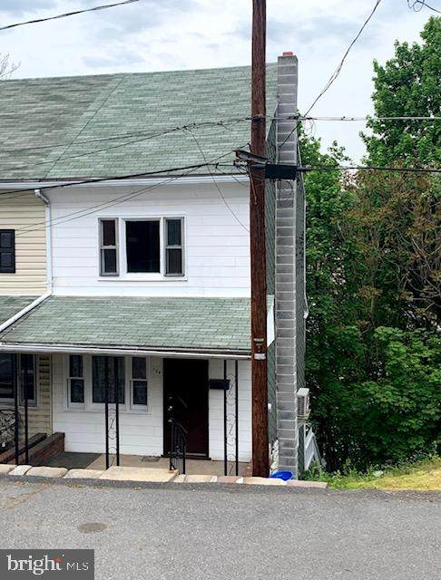 124 Spruce Street, MINERSVILLE, PA 17954 (#PASK135364) :: The Craig Hartranft Team, Berkshire Hathaway Homesale Realty