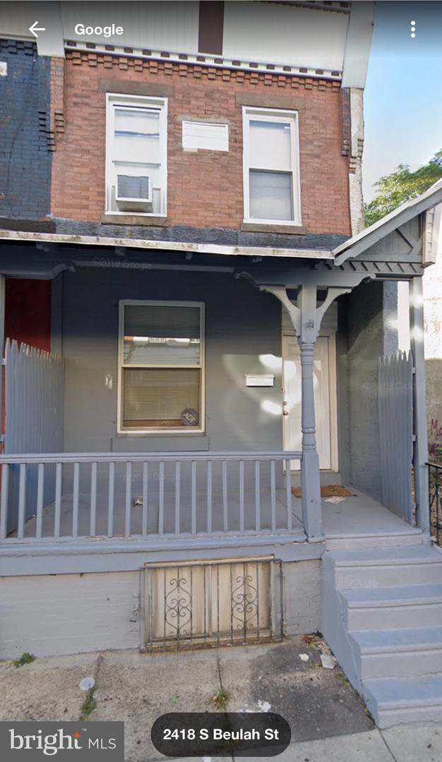 2418 S Beulah Street, PHILADELPHIA, PA 19148 (#PAPH1018656) :: The Mike Coleman Team