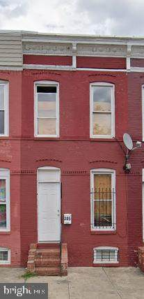 305 S Fulton Avenue, BALTIMORE, MD 21223 (#MDBA551450) :: Peter Knapp Realty Group