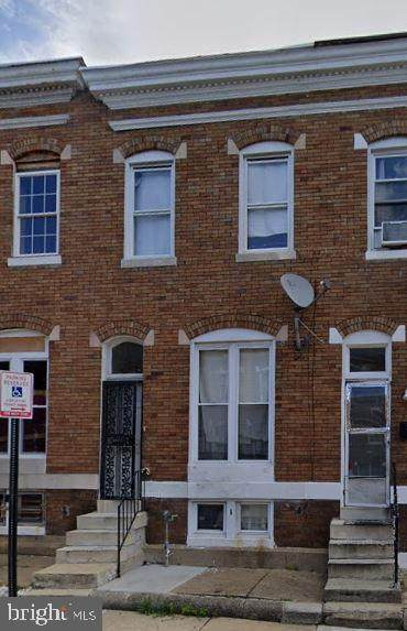 3 N Gorman Avenue, BALTIMORE, MD 21223 (#MDBA551454) :: Peter Knapp Realty Group
