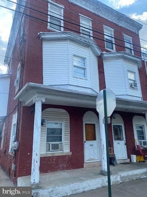 400 N Main Street, BERNVILLE, PA 19506 (#PABK377816) :: The Mike Coleman Team