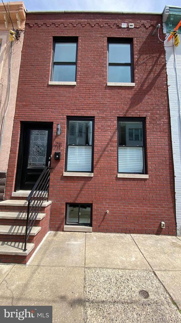 711 Morris Street, PHILADELPHIA, PA 19148 (#PAPH1019076) :: The Mike Coleman Team