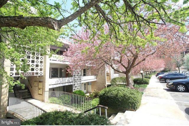 7553 Spring Lake Drive C-2, BETHESDA, MD 20817 (#MDMC759758) :: Sunrise Home Sales Team of Mackintosh Inc Realtors