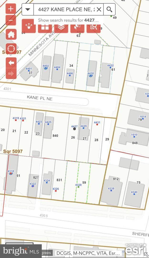 4427 Kane Place NE, WASHINGTON, DC 20019 (#DCDC523118) :: Cortesi Homes